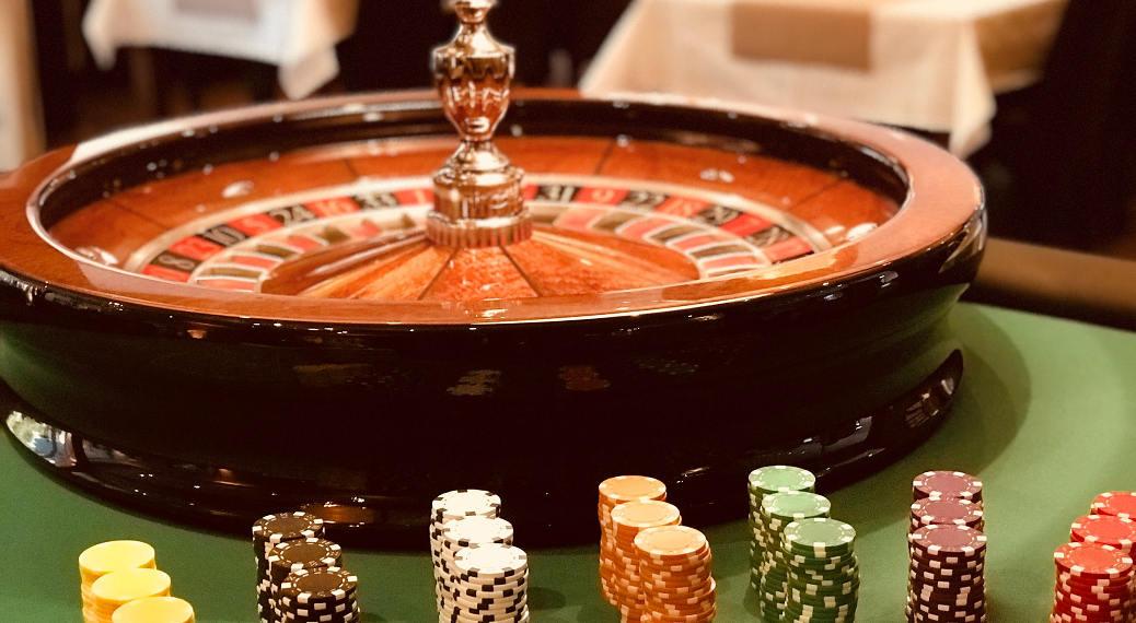 Casino-Party als Kick-Off-Event