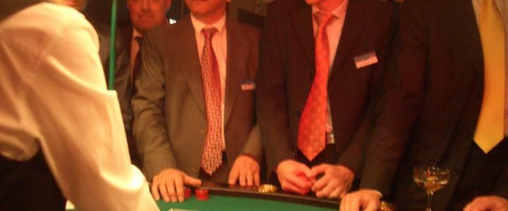ABENDVERANSTALTUNGEN | Casino-Party