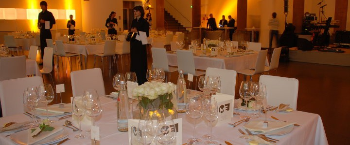KUNDEN-EVENT | Messeparty