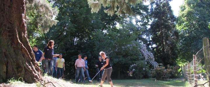 Teambuilding Outdoor | Crossgolf
