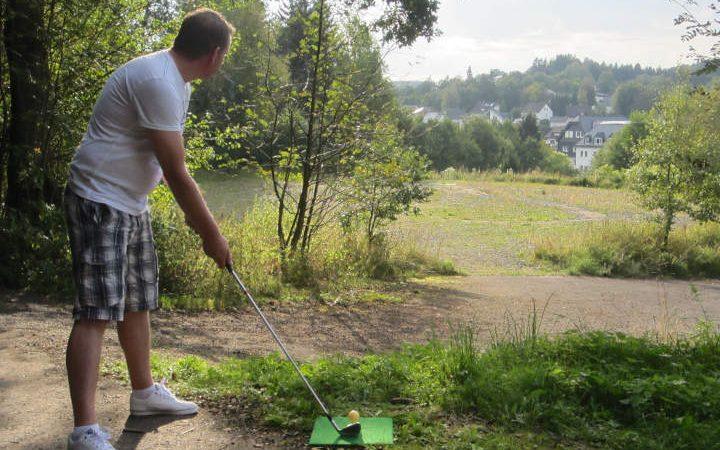 Golf spielen in außergewöhnlicher Kulisse mit spannenden Highlights