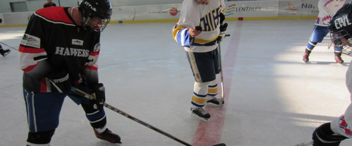 Teambuilding Indoor   Eishockey Training Team-Event