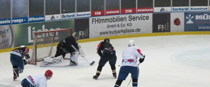 Teambuilding Indoor | Eishockey Training Team-Event