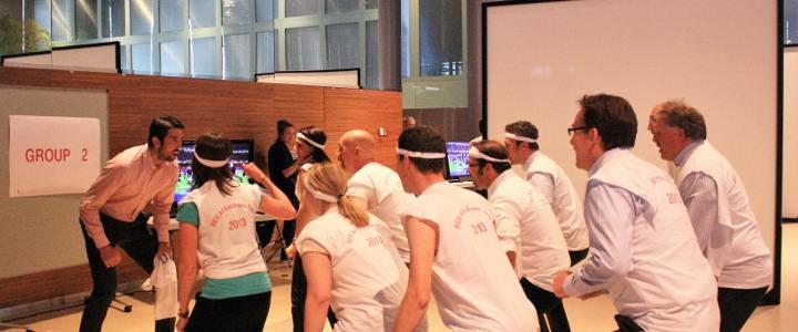 Teambuilding Indoor | HAKA-Team-Energizer, Meeting, Kickk-Off, Tagung