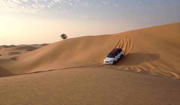 INCENTIVE-REISE ABU DHABI