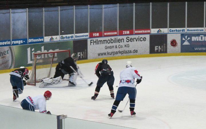 Das sportliche Eishockey Team-Training für Ihr Teambuilding