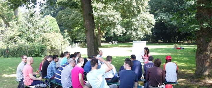 Tagungen & Meetings | Tagung auf dem Gutshof