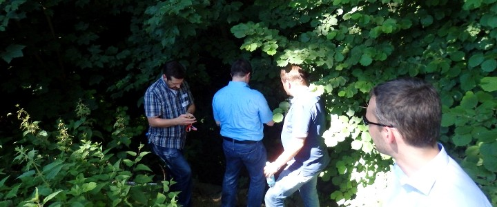 TEAMBUILDING OUTDOOR | GPS-Geocaching