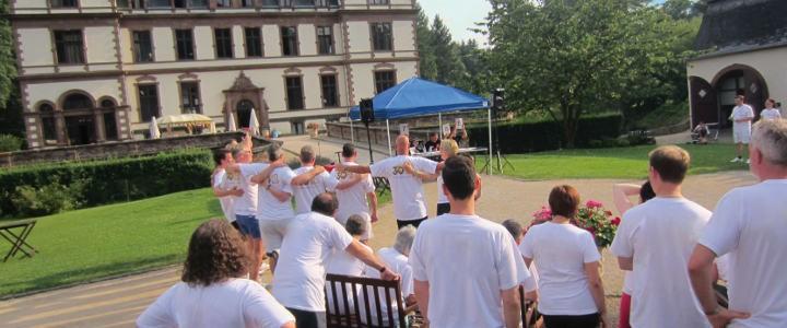 Teambuilding | Teambuilding auf der Wasserburg