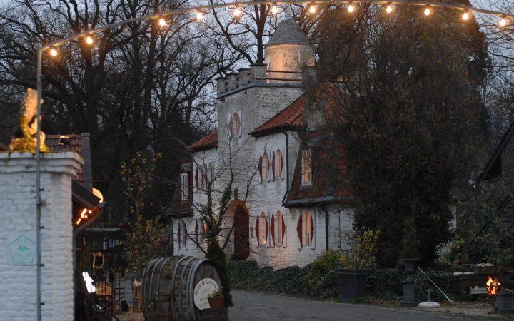 Weihnachtsbaumschlagen & Glühwein auf Ihrer Weihnachtsfeier
