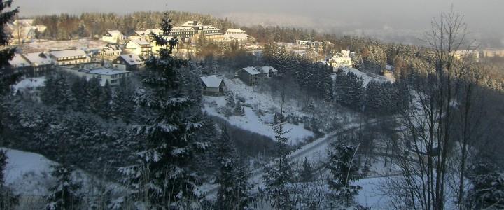 WEIHNACHTSFEIERN | Winter-Weihnachts-Wochenende