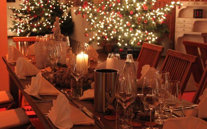 Ihre individuelle Weihnachtsfeier auf dem Weingut
