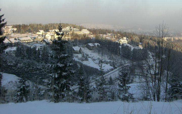 Ihr Winter-Wochenende in dem winterlichen Sauerland