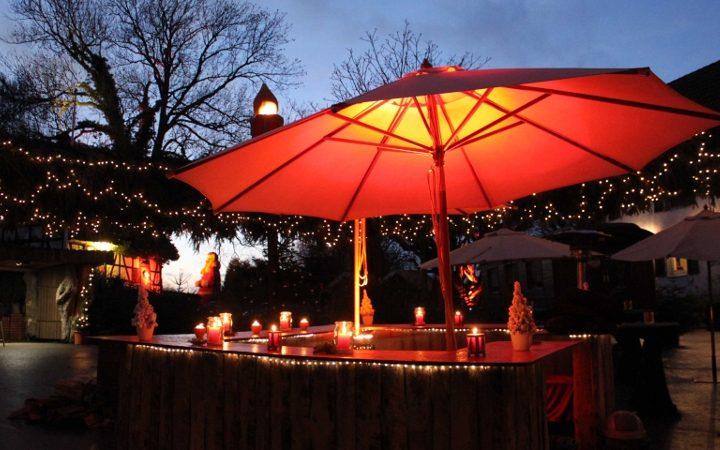 Ihre Weihnachtsfeier in malerischer Atmosphäre