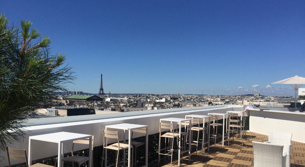Locationscouting in Paris (Incentive-Reise)