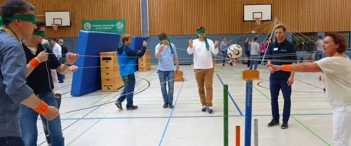 Teambuilding Indoor | Indoor Games