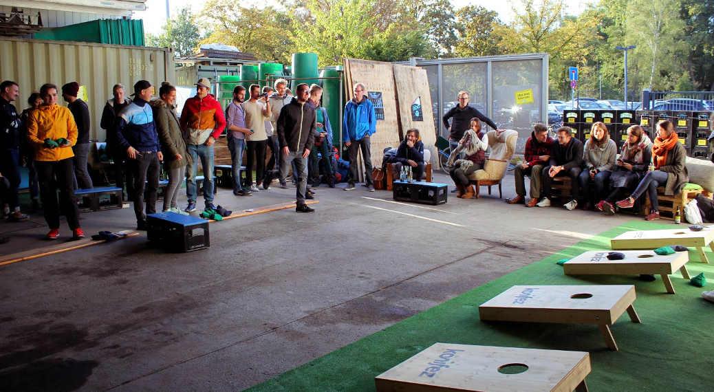 Neues Event-Spiel bei TAKE A LOOK: Ehemaliger Praktikant produziert konifez