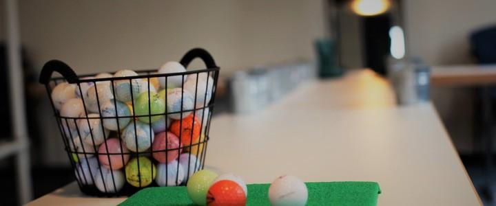 TEAMBUILDING INDOOR | Indoor Crossgolf