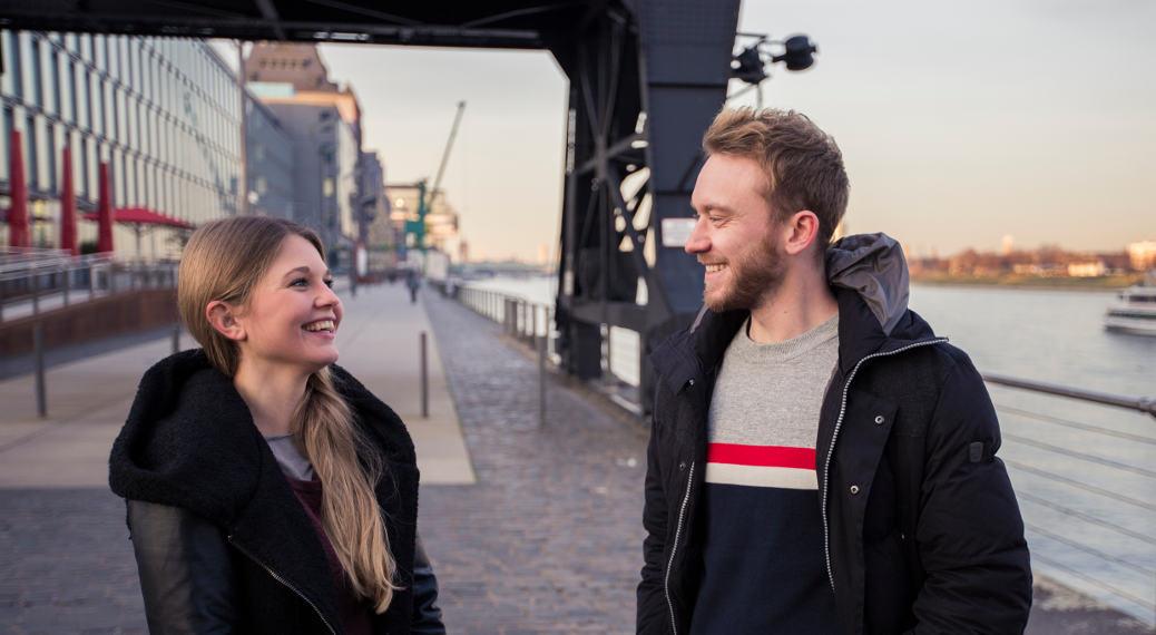 TAKE A LOOK persönlich: 5 Fragen an Projektmanager Benjamin Brammert