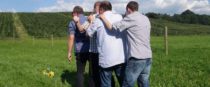 Teambuilding Outdoor   Auf dem Gutshof