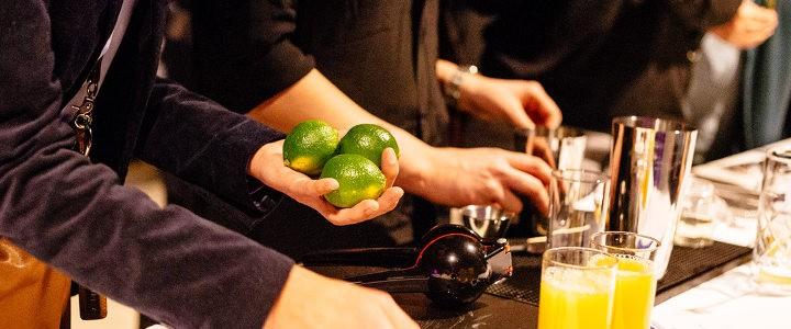 TEAMBUILDING INDOOR | Cocktail-Workshop
