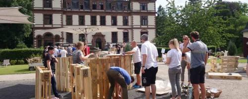 Palettenmöbel bauen | NEWS