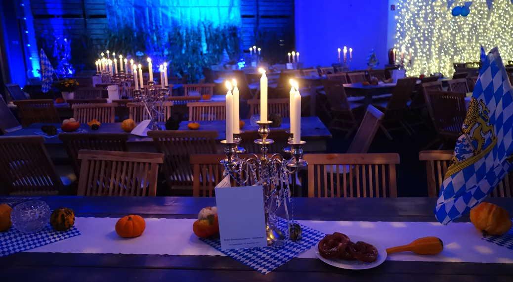 Oktoberfest als Firmenfeier