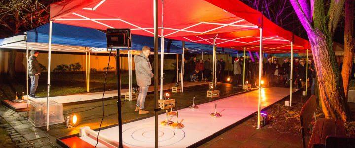 WEIHNACHTSFEIERN | Weihnachtsfeier Fun Curling