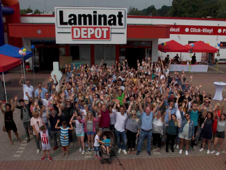 LaminatDEPOT-Familien-Sommerfest 2018