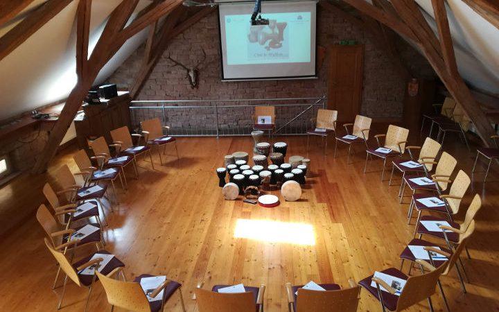 Der Trommel-Workshop als Rahmenprogramm auf Ihrer Veranstaltung