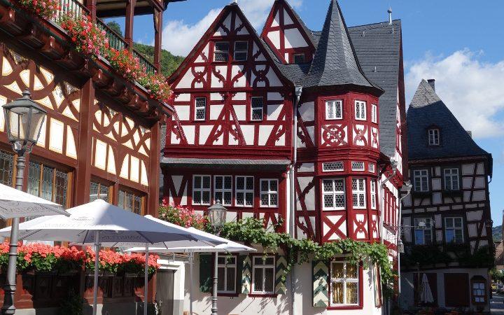 Tagung im idyllischen Weindorf