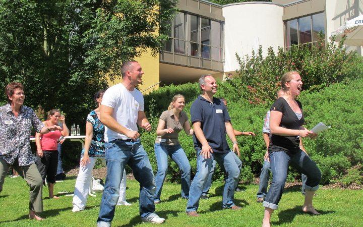 Motivation, Kommunikation und Zusammenhalt bei Ihrem individuellen Teambuilding