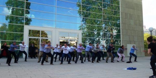Teambuilding Outdoor | HAKA-Team-Energizer, Meeting, Kickk-Off, Tagung