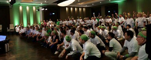 Teambuilding_Indoor I HAKA Team-Energizer Event