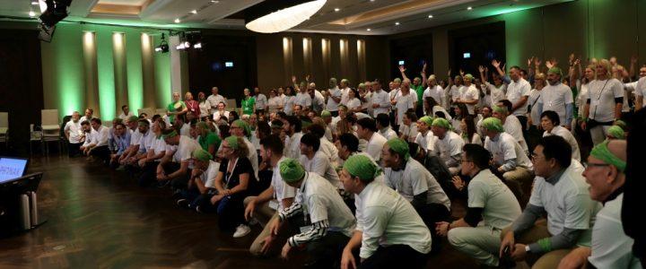 Teambuilding_Indoor I HAKA-Team-Energizer, Meeting, Kickk-Off, Tagung