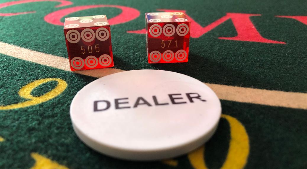 Büroeröffnung mit Casino-Abend