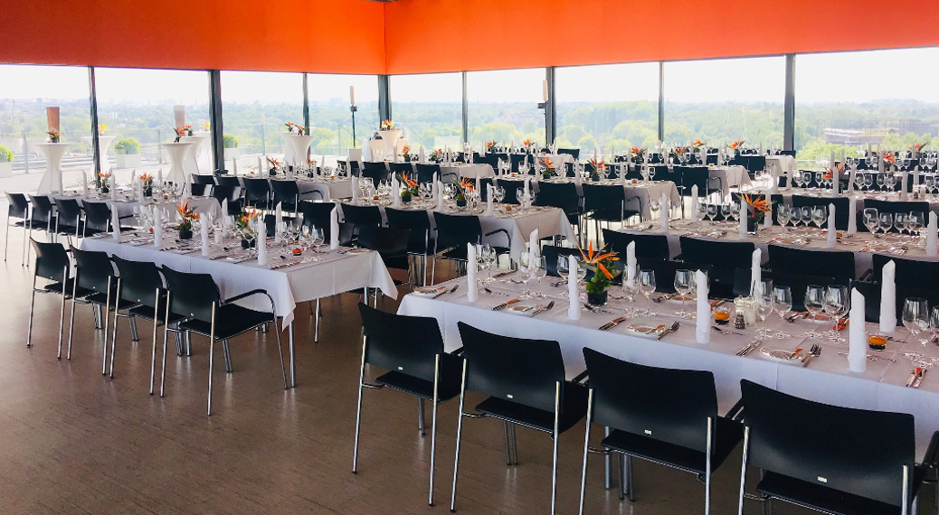 Company party in the Ruhr area