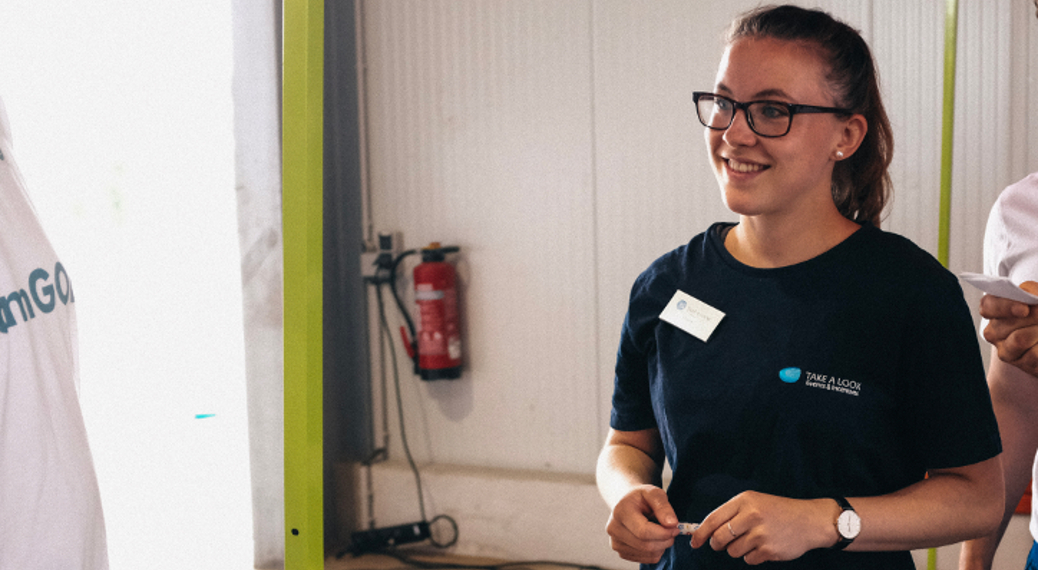 Masha – my internship at TAKE A LOOK