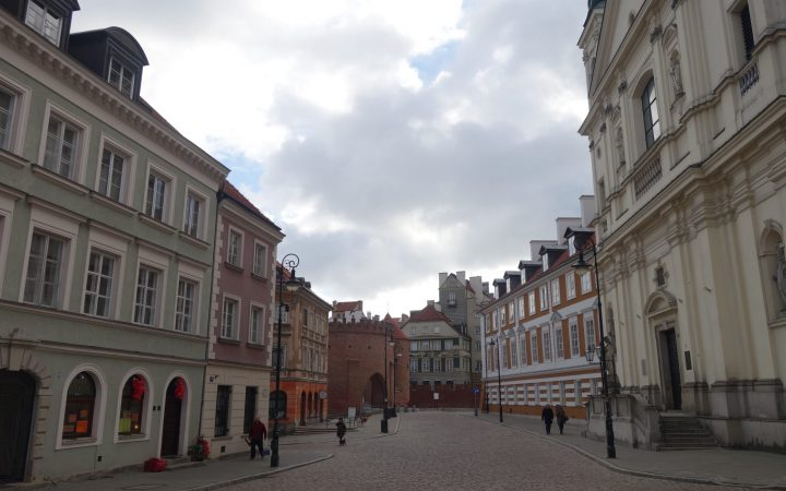 Ihre individuelle Incentivereise nach Warschau