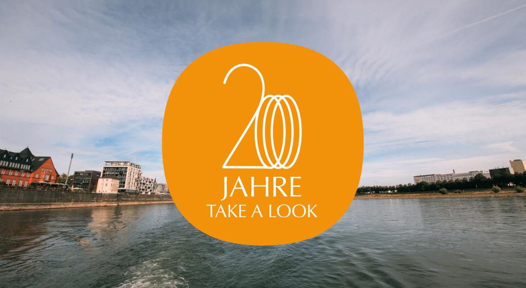 TAKE A LOOK feiert 20-jähriges Firmenjubiläum in Köln