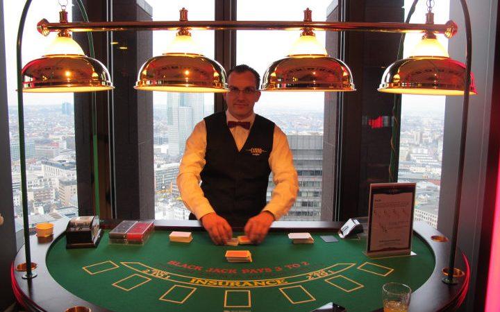 Eine Casino-Party als Highlight Ihrer Weihnachtsfeier