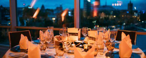 Ihr einzigartiger Gala-Abend bei der Firmenfeier