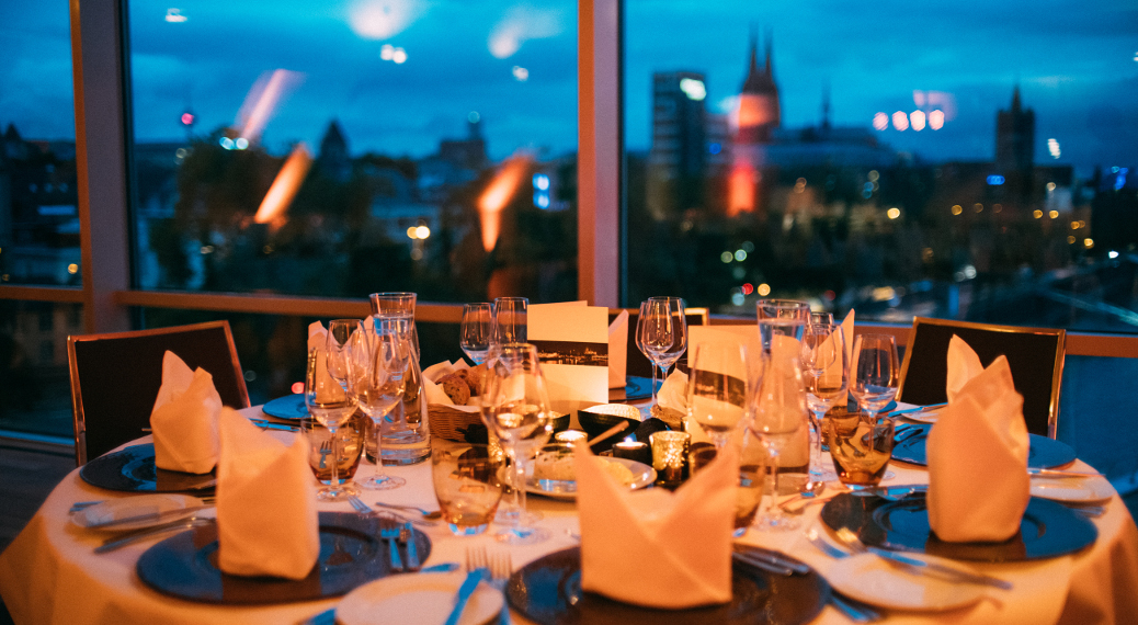 Firmen Gala-Abend