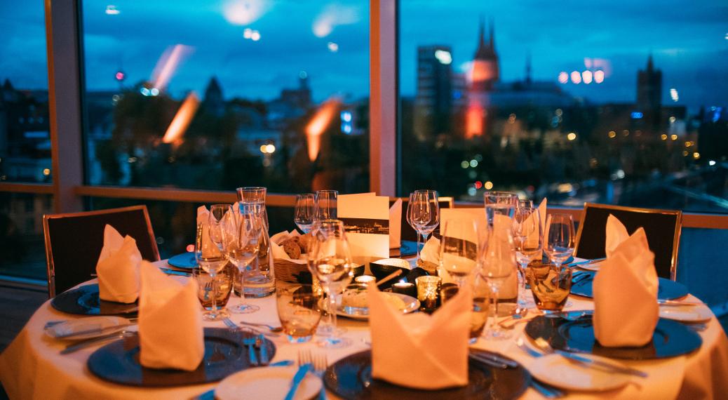 Company Gala evening