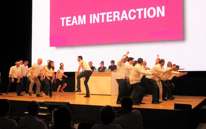 Motivation, communication and cohesion in your individual conference and meeting