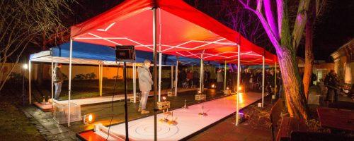 Weihnachtsfeier Fun-Curling Corona